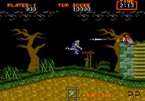 Ghouls N Ghosts Megadrive 006