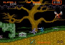Ghouls N Ghosts Megadrive 008