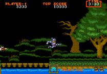 Ghouls N Ghosts Megadrive 016