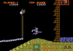 Ghouls N Ghosts Megadrive 045