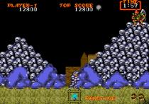 Ghouls N Ghosts Megadrive 048
