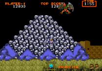 Ghouls N Ghosts Megadrive 049