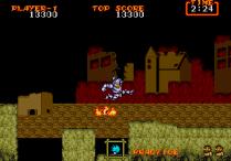 Ghouls N Ghosts Megadrive 051