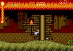 Ghouls N Ghosts Megadrive 055