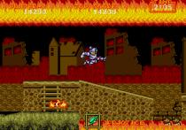 Ghouls N Ghosts Megadrive 059