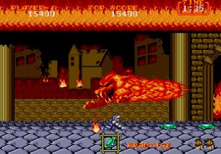 Ghouls N Ghosts Megadrive 065