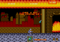 Ghouls N Ghosts Megadrive 069