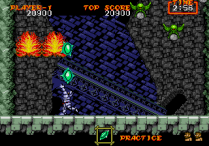 Ghouls N Ghosts Megadrive 072