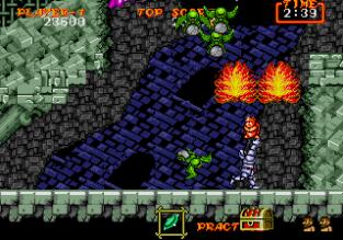 Ghouls N Ghosts Megadrive 075
