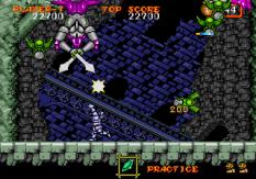 Ghouls N Ghosts Megadrive 076