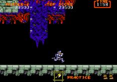 Ghouls N Ghosts Megadrive 087