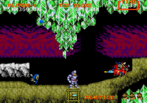 Ghouls N Ghosts Megadrive 116