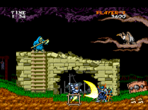 Ghouls N Ghosts PC Engine 007