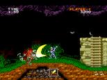 Ghouls N Ghosts PC Engine 008