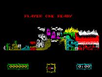 Ghouls N Ghosts ZX Spectrum 03