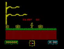 Ghouls N Ghosts ZX Spectrum 04