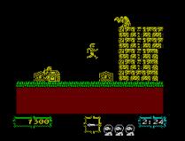 Ghouls N Ghosts ZX Spectrum 06