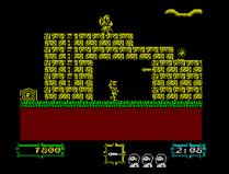 Ghouls N Ghosts ZX Spectrum 07