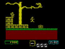 Ghouls N Ghosts ZX Spectrum 08