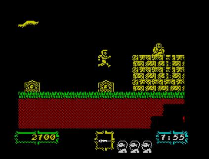Ghouls N Ghosts ZX Spectrum 09