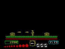 Ghouls N Ghosts ZX Spectrum 13