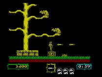 Ghouls N Ghosts ZX Spectrum 14