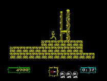 Ghouls N Ghosts ZX Spectrum 16
