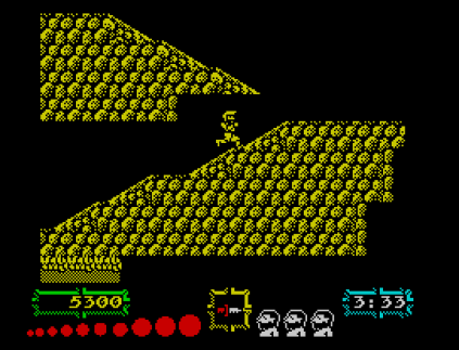 Ghouls N Ghosts ZX Spectrum 20