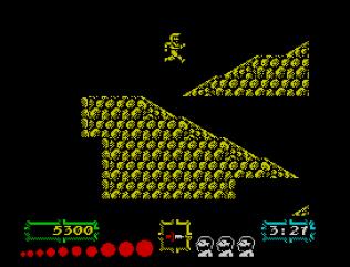 Ghouls N Ghosts ZX Spectrum 22