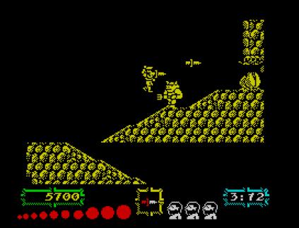 Ghouls N Ghosts ZX Spectrum 23
