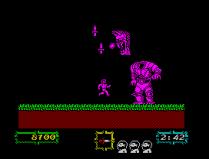 Ghouls N Ghosts ZX Spectrum 27