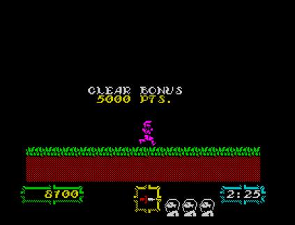 Ghouls N Ghosts ZX Spectrum 31