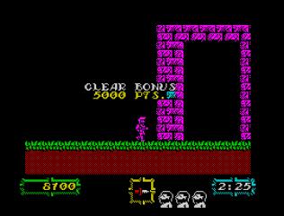 Ghouls N Ghosts ZX Spectrum 32