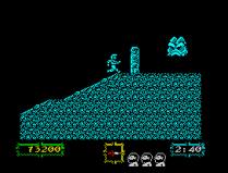 Ghouls N Ghosts ZX Spectrum 36