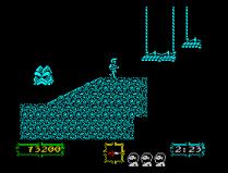 Ghouls N Ghosts ZX Spectrum 38