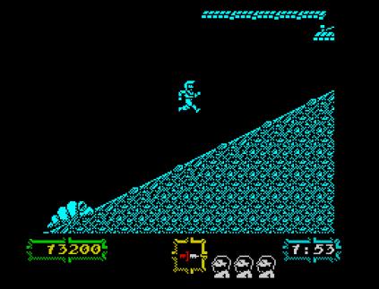Ghouls N Ghosts ZX Spectrum 42