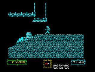 Ghouls N Ghosts ZX Spectrum 43