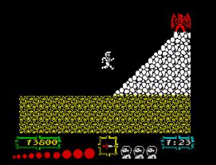 Ghouls N Ghosts ZX Spectrum 44