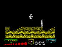 Ghouls N Ghosts ZX Spectrum 46