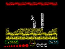 Ghouls N Ghosts ZX Spectrum 48
