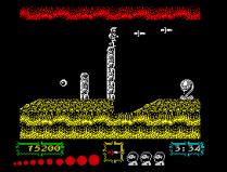 Ghouls N Ghosts ZX Spectrum 49