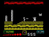 Ghouls N Ghosts ZX Spectrum 50