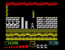 Ghouls N Ghosts ZX Spectrum 51