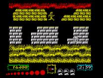 Ghouls N Ghosts ZX Spectrum 52