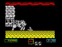 Ghouls N Ghosts ZX Spectrum 58