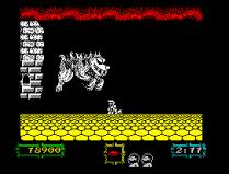 Ghouls N Ghosts ZX Spectrum 60