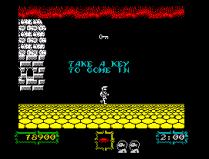 Ghouls N Ghosts ZX Spectrum 61
