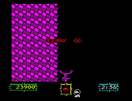 Ghouls N Ghosts ZX Spectrum 64