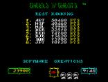 Ghouls N Ghosts ZX Spectrum 65