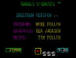 Ghouls N Ghosts ZX Spectrum 67